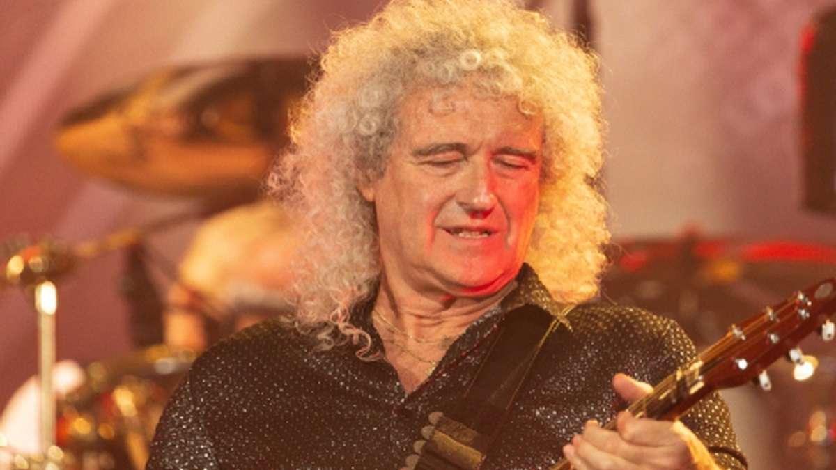 Brian May, guitarrista de 'Queen', tuvo un ataque al corazón