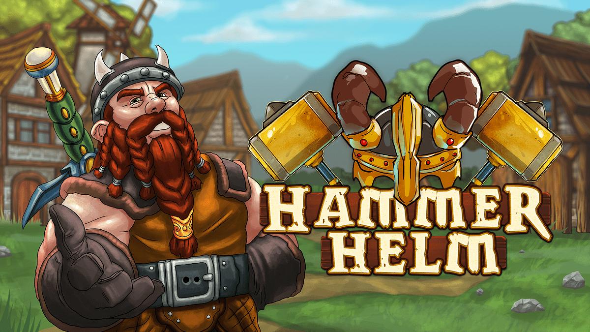 HammerHelm, el juego RPG de construcción de ciudades, ha recibido una gran actualización